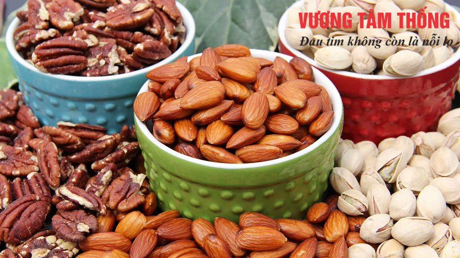 Ăn 60gram các loại hạt mỗi ngày giúp giảm cholesterol xấu